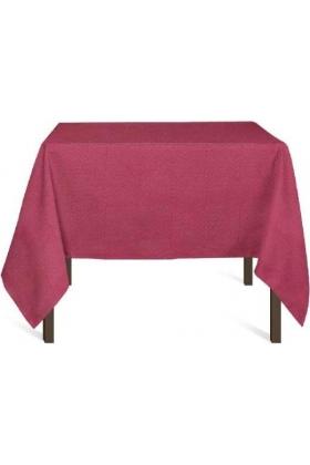 PURE - Nappe damier 160x260 + 10 serviettes